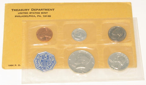 1964 US Mint Proof Set