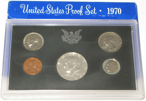 1970 US Mint Proof Set