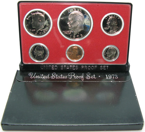 1973 US Mint Proof Set