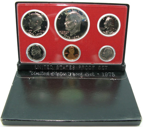 1975 US Mint Proof Set