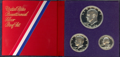 1976 US Mint Silver Bicentennial Proof Set