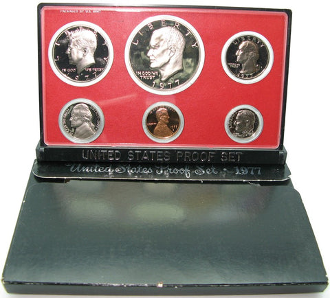 1977 US Mint Proof Set