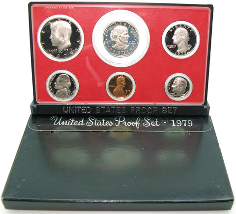 1979 US Mint Proof Set (Type 2)