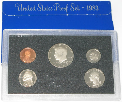 1983 US Mint Proof Set