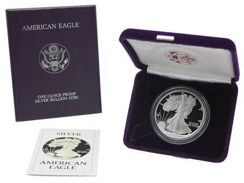 1986 Silver American Eagle Proof