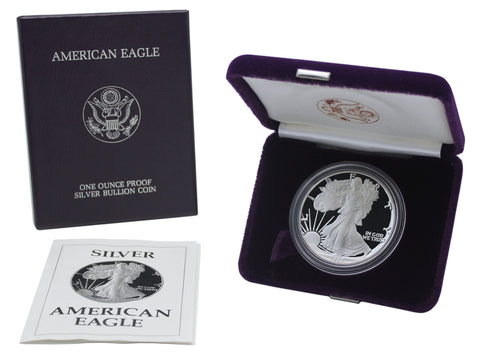 1987 Silver American Eagle Proof