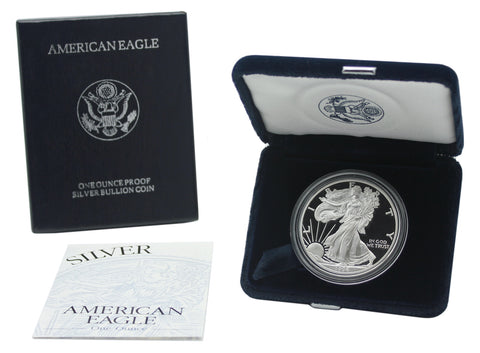 1996 Silver American Eagle Proof