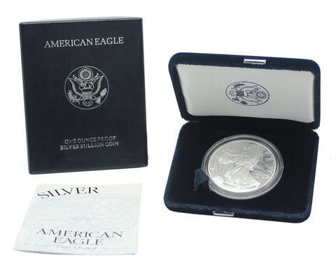 1997 Silver American Eagle Proof
