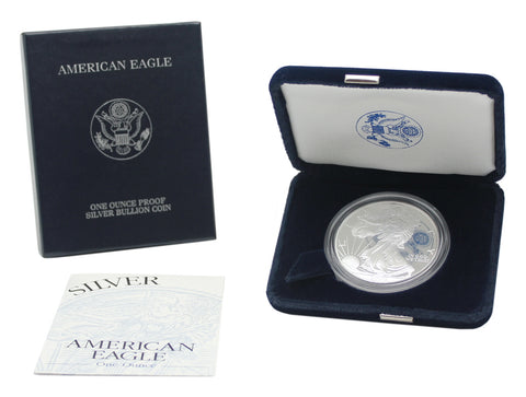 2000 Silver American Eagle Proof