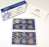 2005 US Mint Proof Set