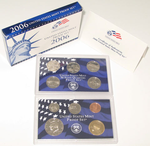 2006 US Mint Proof Set