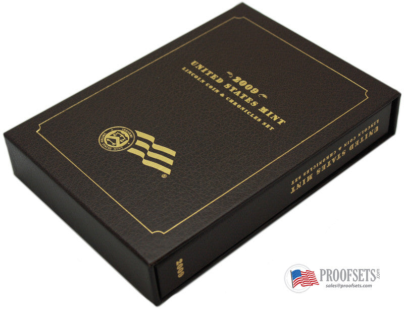 2009 Abraham Lincoln Coin And Chronicles Set Proofsets Com