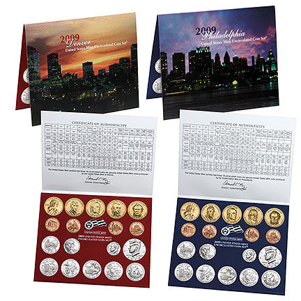 2009 US Mint Uncirculated Coin Set