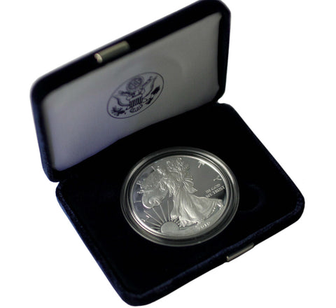 2010 Silver American Eagle Proof