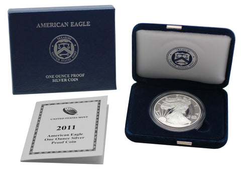 2011 Silver American Eagle Proof