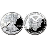2012 Silver American Eagle Proof