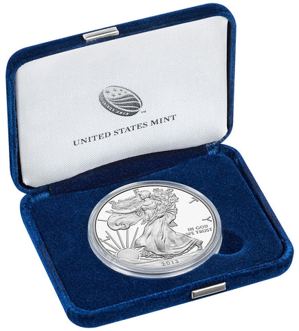 2013 Silver American Eagle Proof