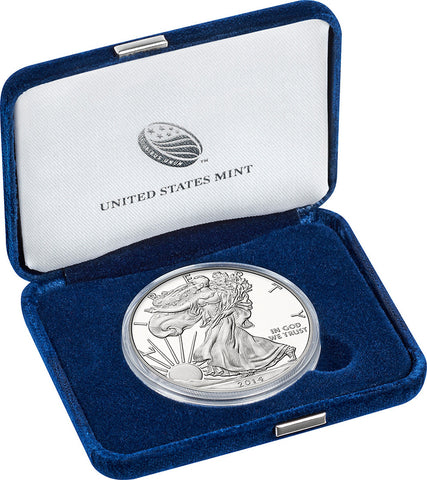 2014 Silver American Eagle Proof