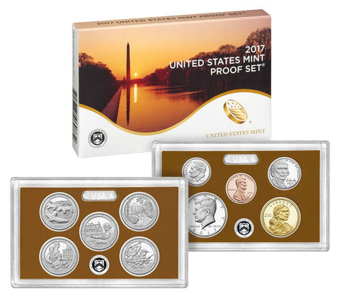 2017 US Mint Proof Set