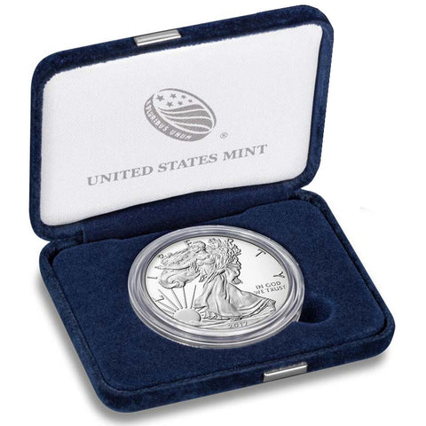 2017 Silver American Eagle Proof