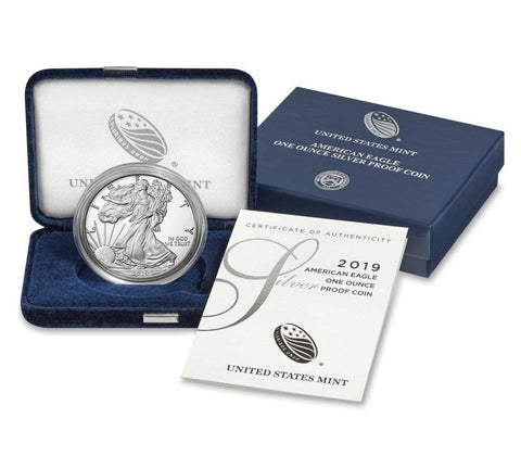 2019-S Silver American Eagle Proof