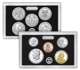 2020 US Mint Silver Proof Set (with Bonus 2020-W Reverse Proof Nickel)