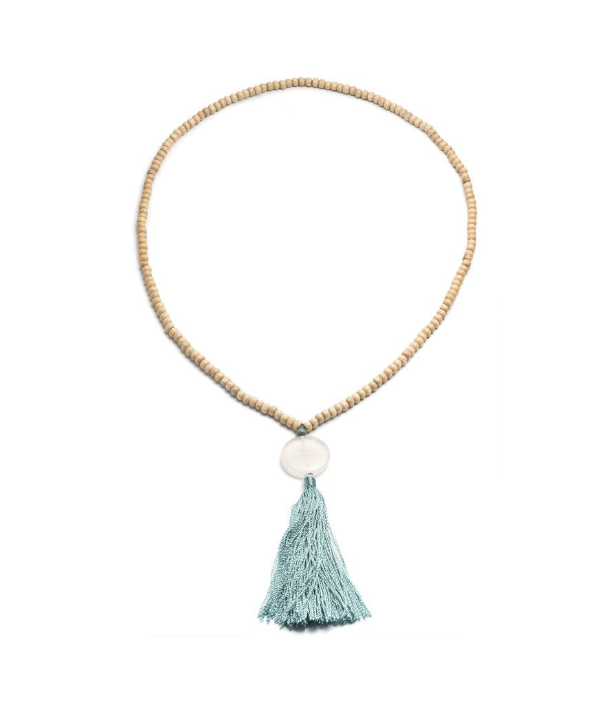 Shanthi Necklace - Matr Boomie (Jewelry)