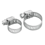 Stainless Steel Gear Clamps (50 Count)