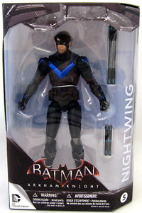 Batman Arkham Knight 5 Nightwing