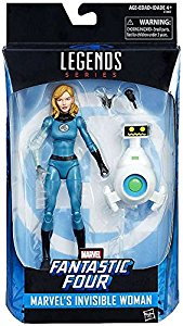 Walgreens' Exclusive Marvel Legends Marvel's Invisible Woman