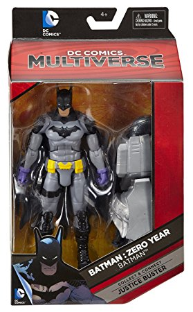 Batman Zero Year: Batman