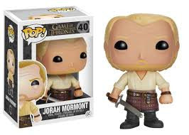 GAMES OF THRONES #40 JORAH MORMONT