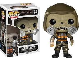 BATMAN ARKHAM KNIGHT #74 SCARECROW