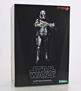 Kotobukiya Star Wars Captain Phasma Model Kit