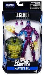 Abomination Wave Marvel Legends Marvels Eel