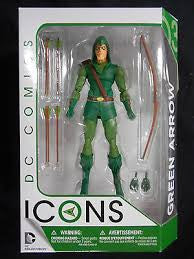 DC Icon #3 Green Arrow