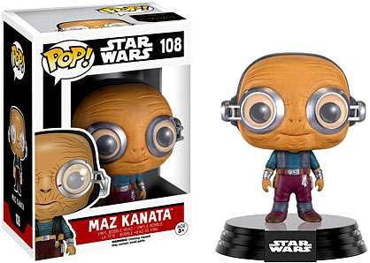 Funko Pop Star Wars #108 Maz Kanata