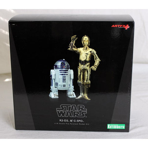 Kotobukiya Star Wars R2D2 / C-3PO Model Kit