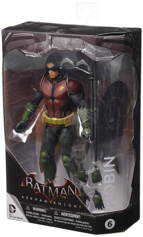 Batman Arkham Knight #6 Robin Action Figure