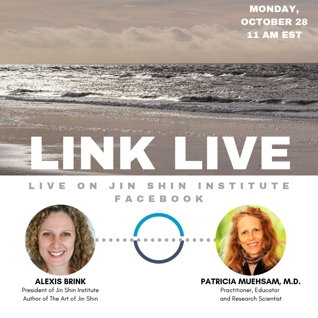 Link Live with Alexis Brink and Patricia Muehsam,MD
