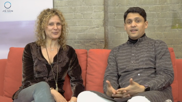The Art of Jin Shin & Collaborative Meditations with Alexis Brink & Nithya Shanti