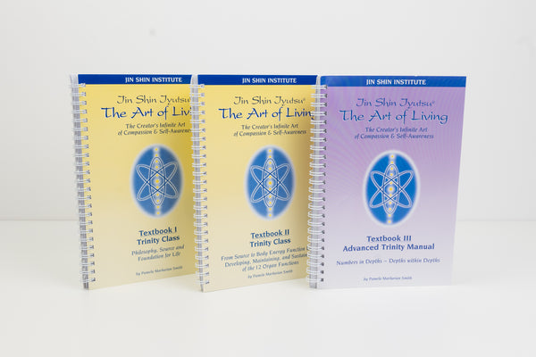 Jin Shin Institute Textbooks