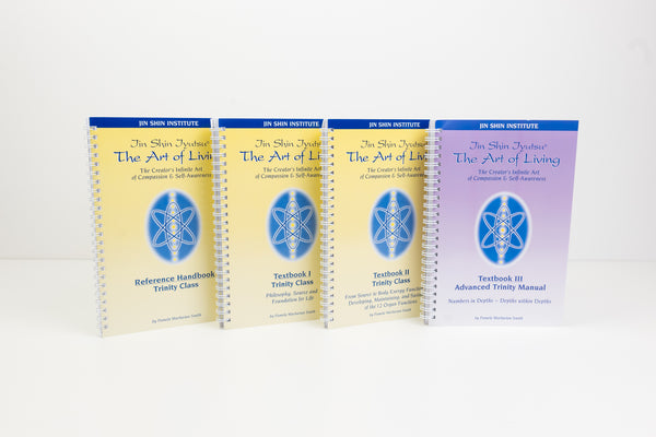 Jin Shin Institute Pamela Markarian Smith Curriculum Package