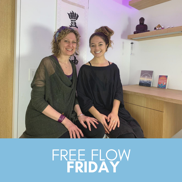 Free Flow Friday with Alexis Brink and Lola Martinez