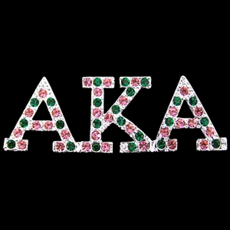 Alpha Kappa Alpha Jewerly