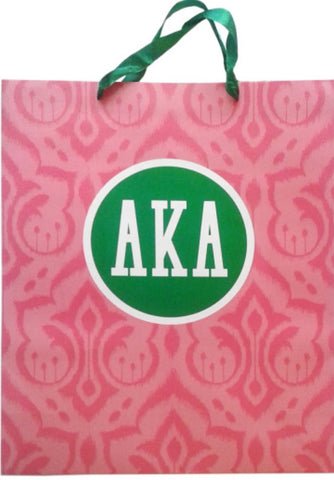 Alpha Kappa Alpha Large Gift Bag