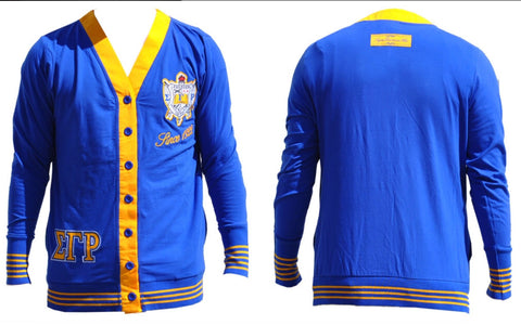 Sigma Gamma Rho Light Weight Cardigan