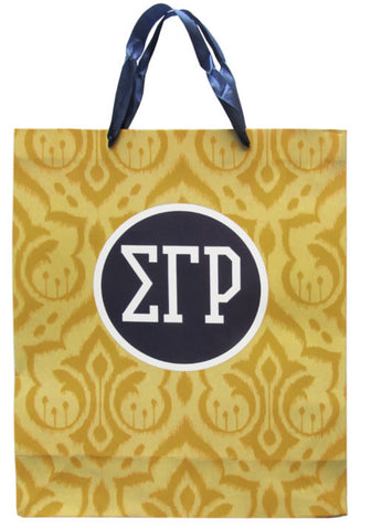 Sigma Gamma Rho Large Gift Bag