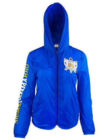 Sigma Gamma Rho Light Weight Jacket