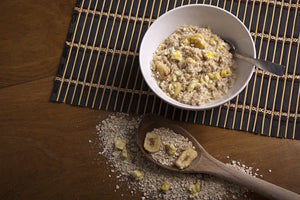 Tropical Trio Oatmeal (15 Servings)